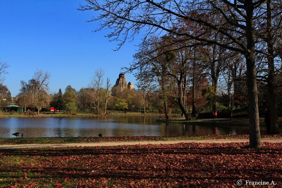 Lac Daumesnil Paris