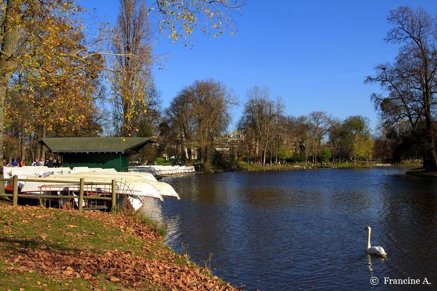 Lac Daumesnil Paris