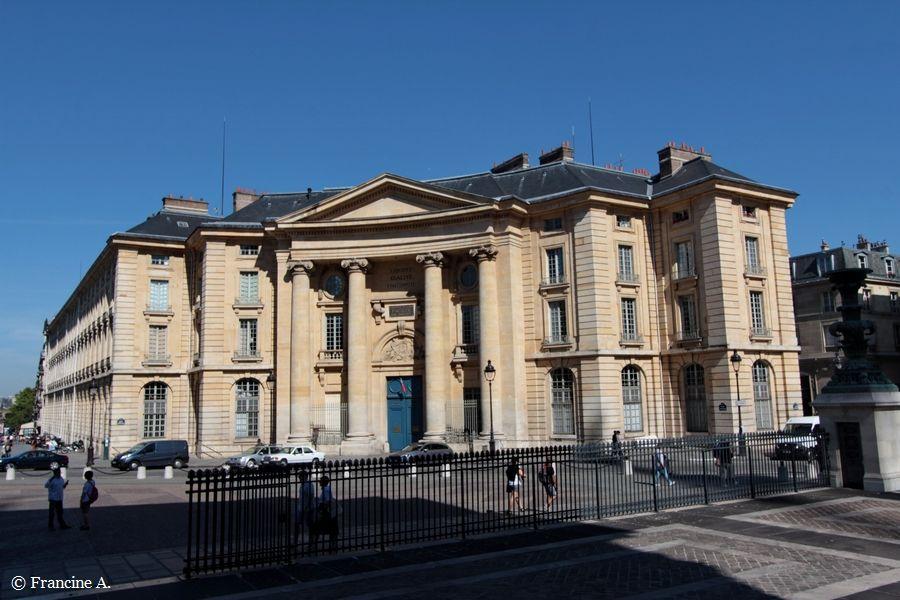 Place du Panthéon Paris