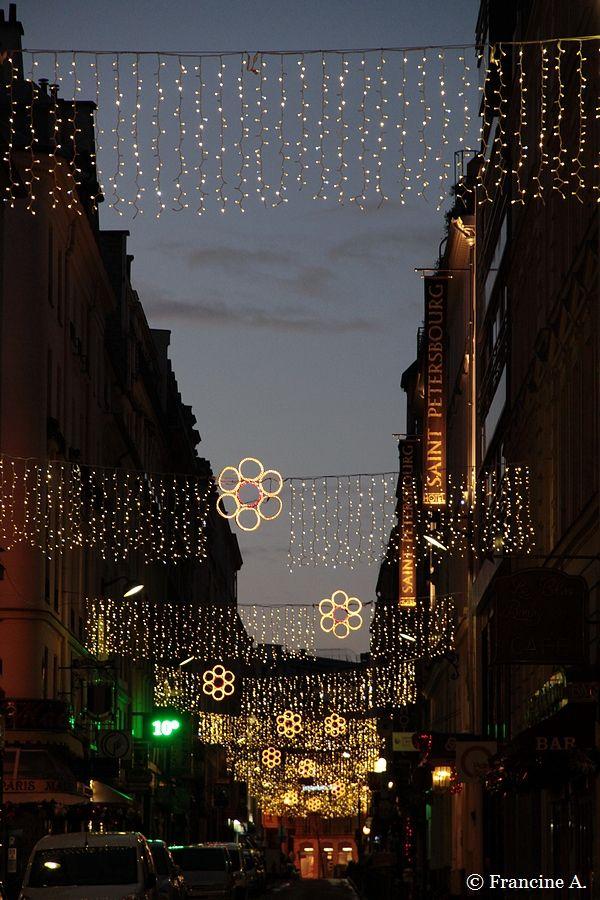 Rue Caumartin Paris
