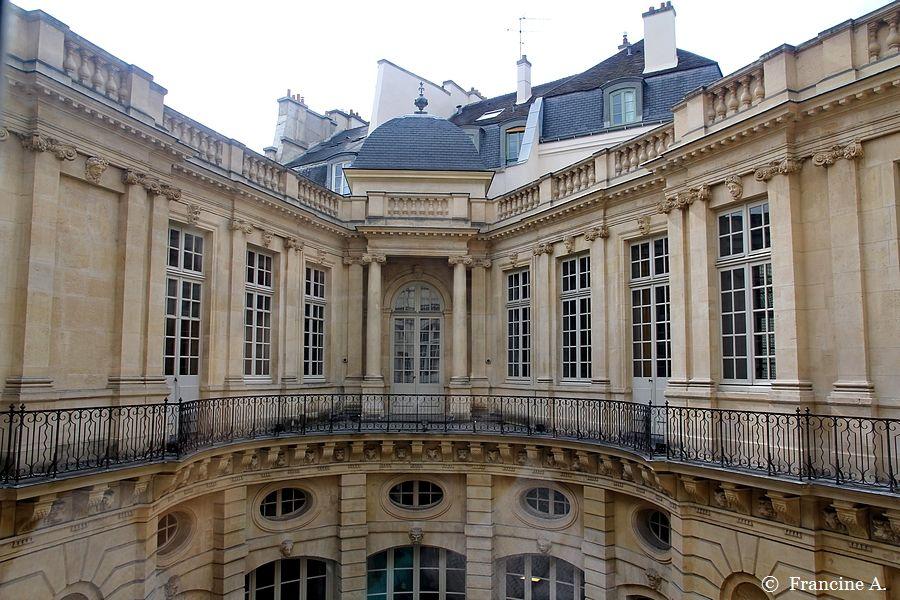 Hôtel de Beauvais Cour administrative d'appel de Paris