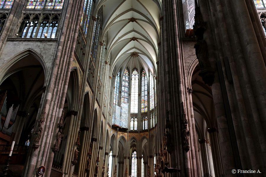 Le Dom de Cologne