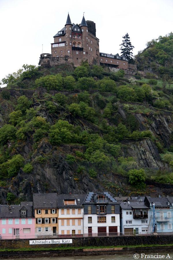 Le Rhin romantique Allemagne
