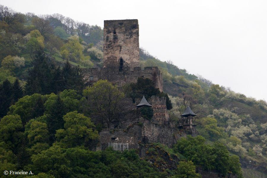 Château fort Gutenfels
