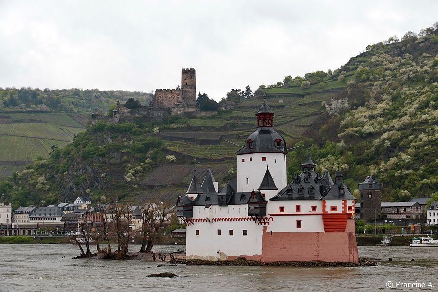 Pfalzgrafenstein Kaub am Rhein