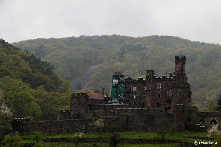 Château fort Reichenstein