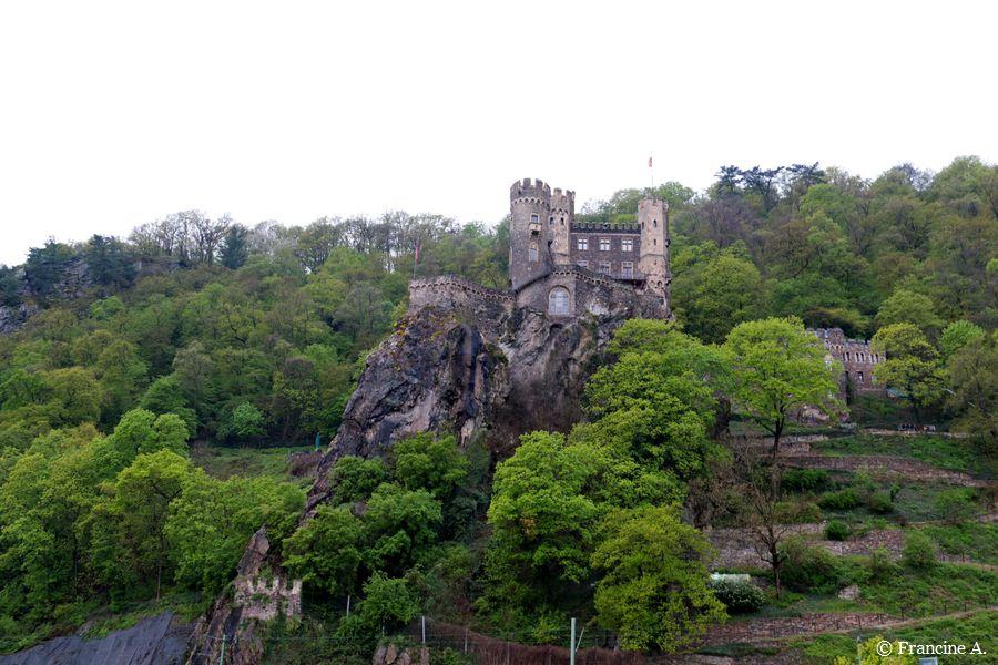 Château fort de Rheinstein
