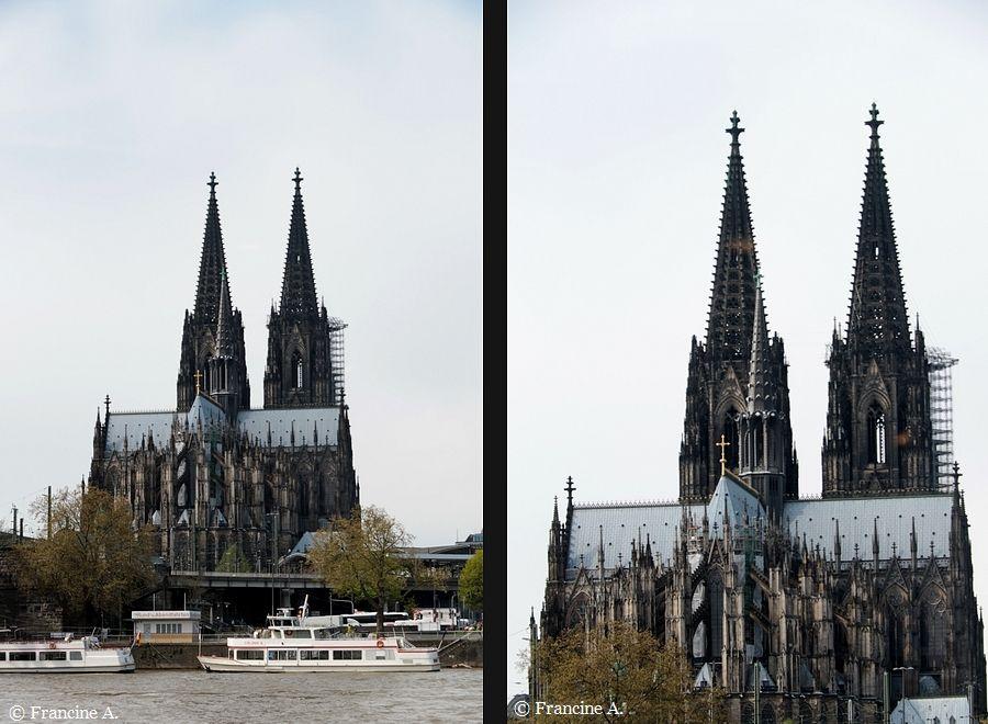Le Dom de CologneA