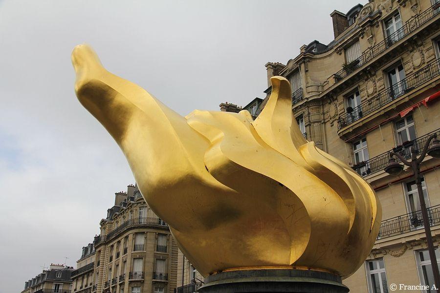 Flamme de la Liberté Paris