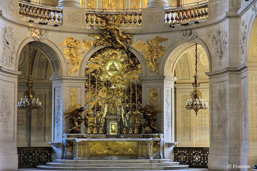 Chapelle royale Château de Versailles