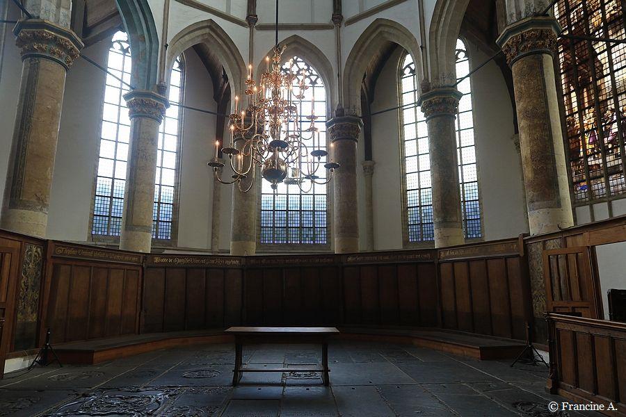 La Oude Kerk Amsterdam