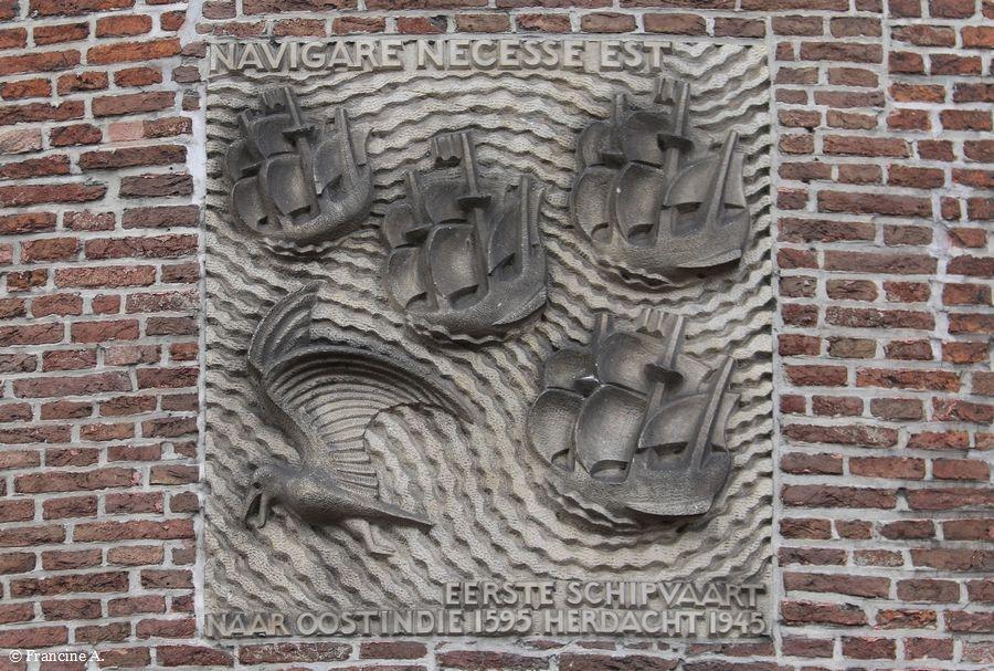 Amsterdam La Schreierstoren