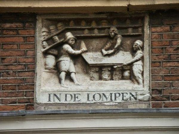 Amsterdam In de Lompen