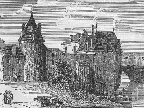 Château de laTournelle Paris
