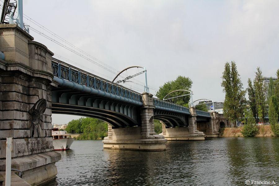 Paris Pont Rouelle