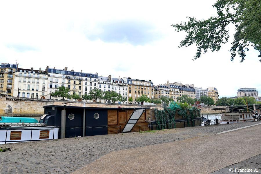Port de la Tournelle Paris