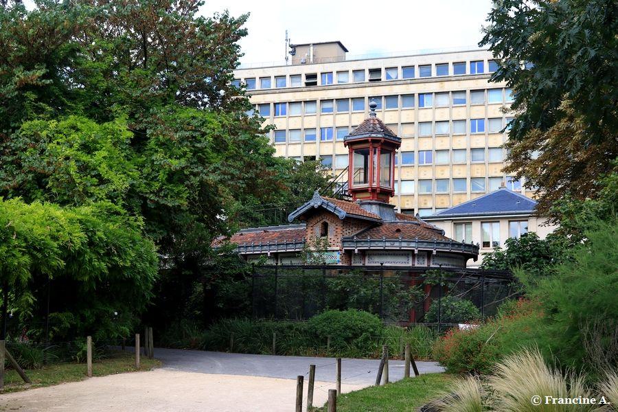 La Ménagerie, le zoo du Jardin des Plantes Paris